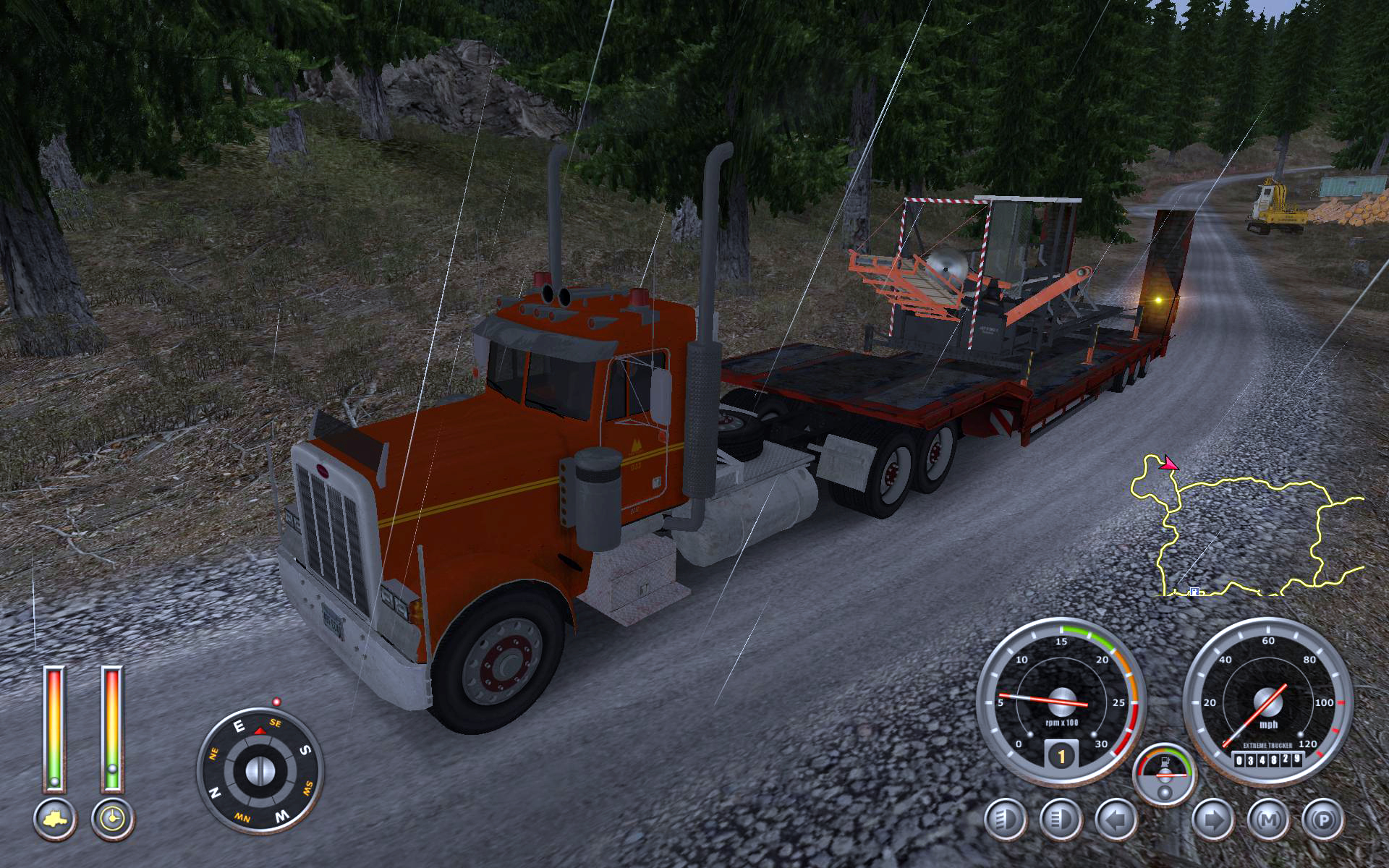 Buy 18 Wheels of Steel Extreme Trucker