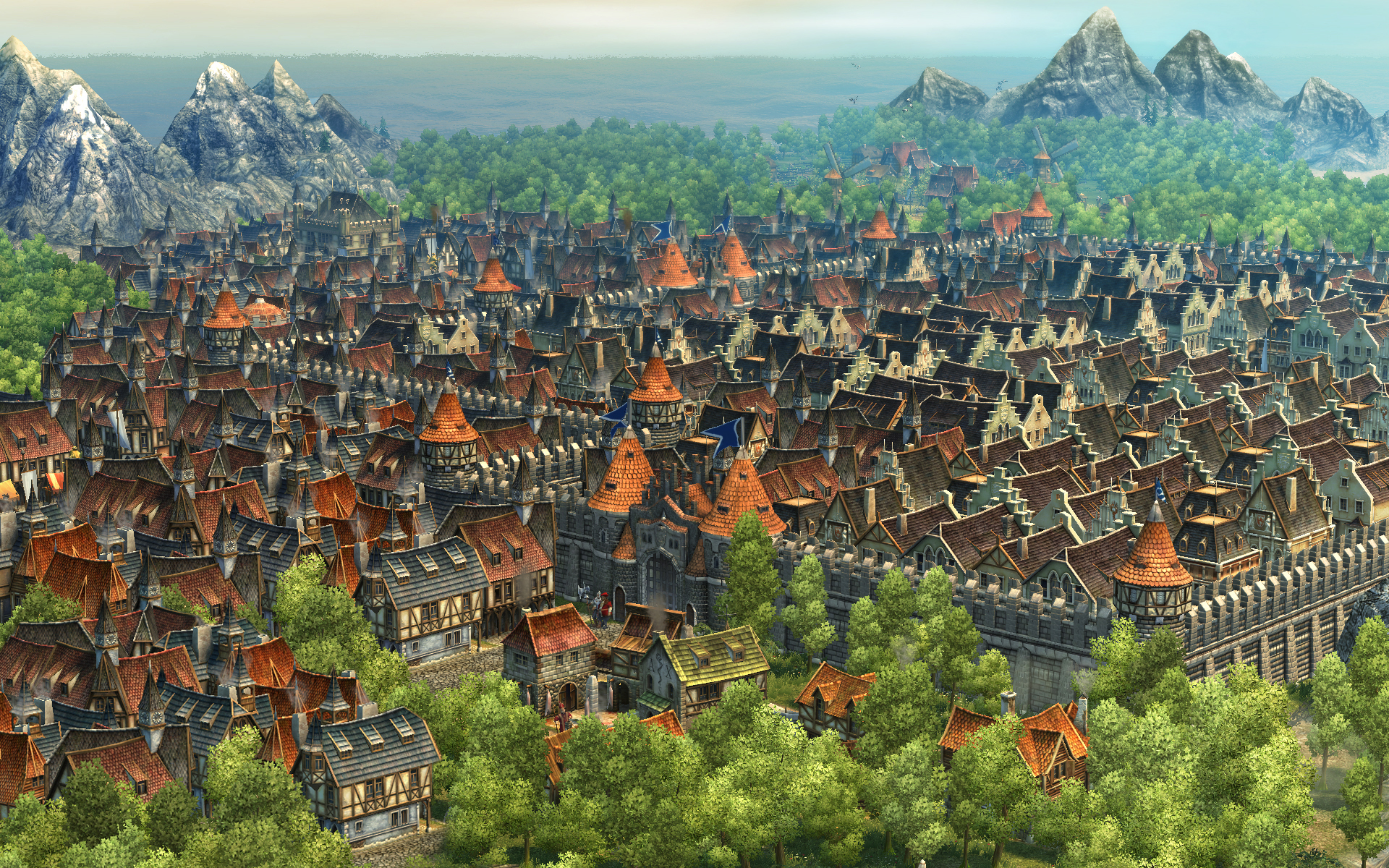 ANNO 1404 - Konigs Edition - Buy and download on GamersGate