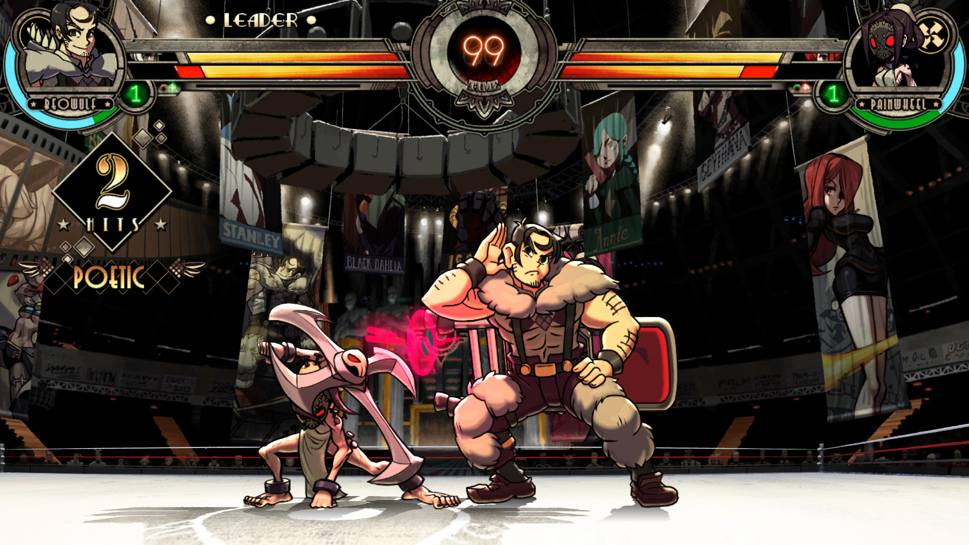 Skullgirls: Beowulf - Buy and download on GamersGate