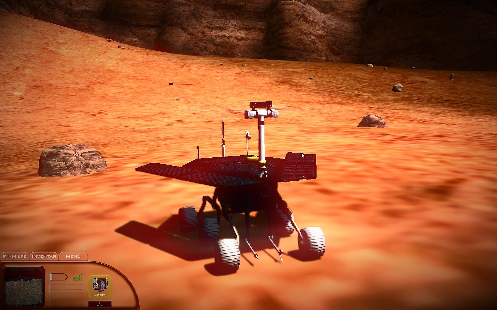 mars rover simulator - photo #12