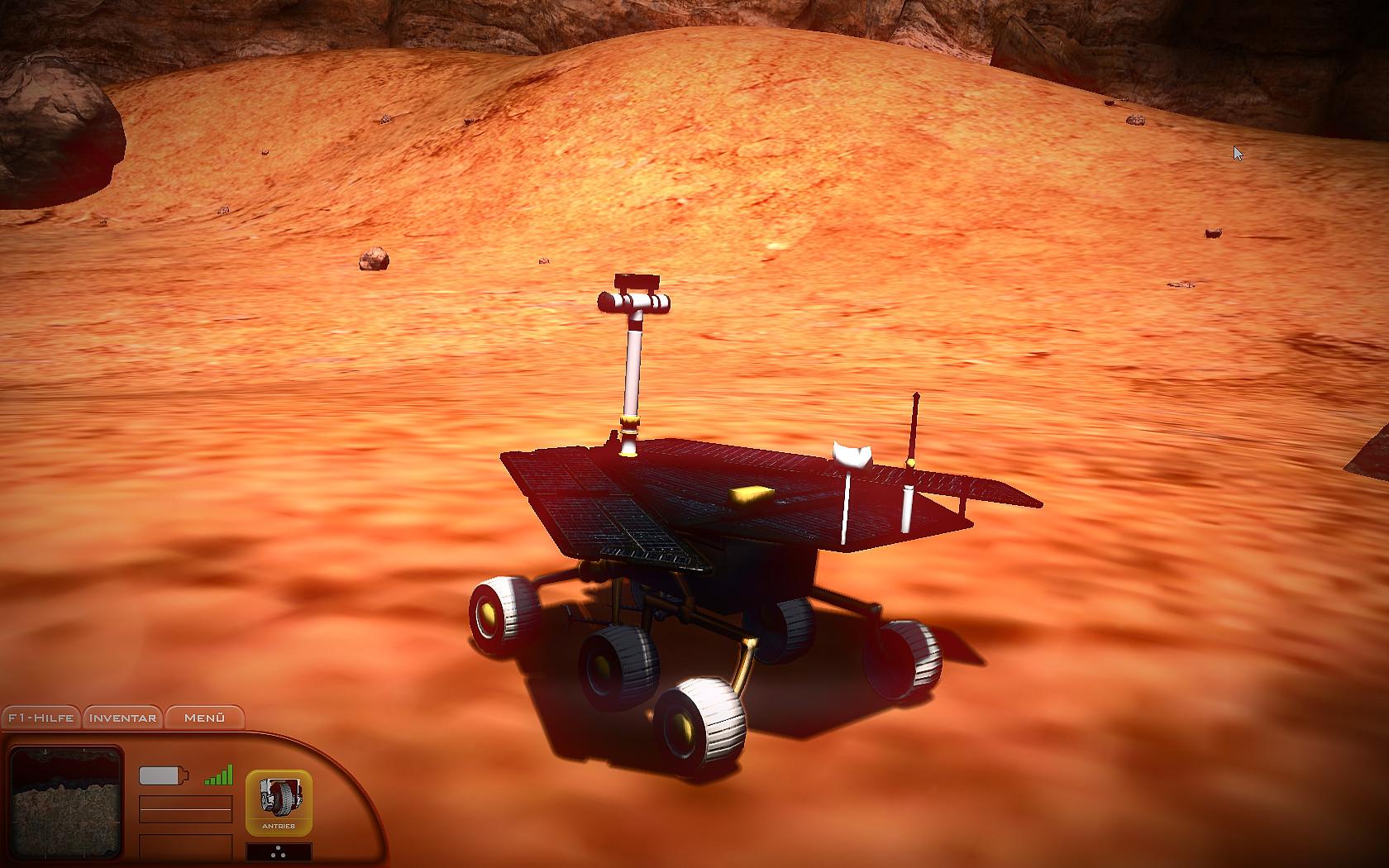 mars rover simulator - photo #16