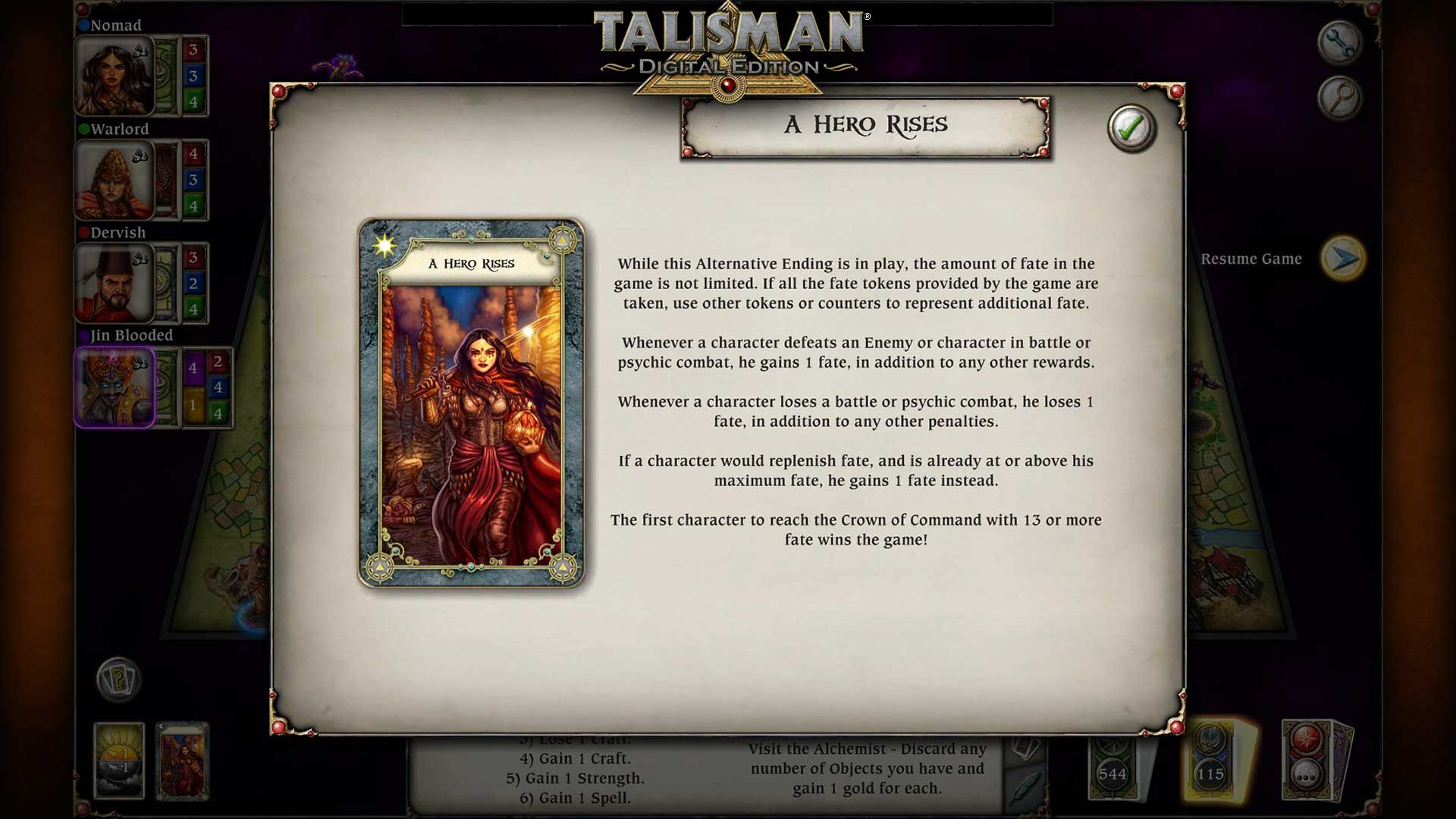 talisman digital edition the f s expansion buy and game summary