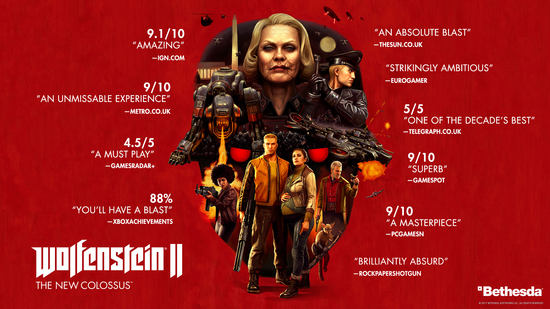 Save 70 On Wolfenstein Ii The New Colossus Buy And Download On